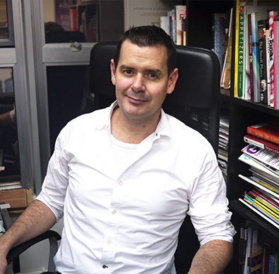 Barry Haynes – Group Operations Director